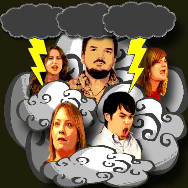Wit&Will weather the storms of improv
