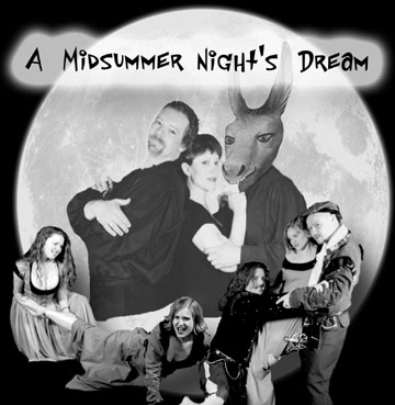 Wit&Will Presents A Midsummer Night's Dream